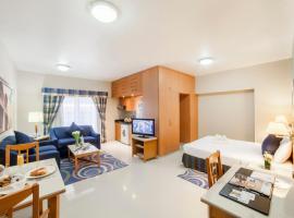 金沙公寓酒店, 迪拜