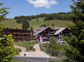 萨尔特里亚 - 真正阿尔卑斯山生活酒店, 阿尔卑斯休斯山