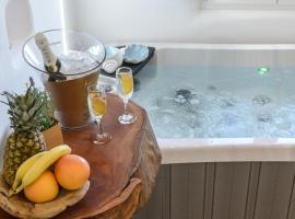 Naxos Island Escape Suites
