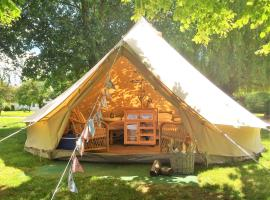 Oxford Riverside Glamping, אוקספורד