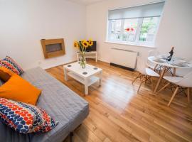 Glasgow Green Apartment