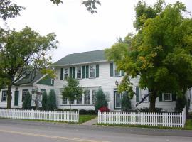 Grapevine House, Winesburg