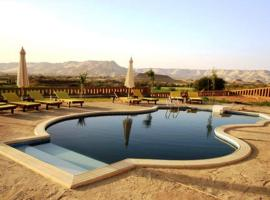 Badawiya Hotel Dakhla, Al Qaşr