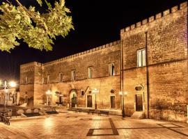 费罗康蒂城堡住宿加早餐旅馆, Torre Santa Susanna
