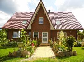 Haus Nora, Wohlenberg