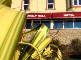 Membly Hall Hotel, فالموث