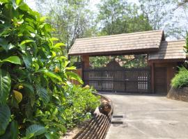 Tibetan Loft Meditation Garden Home, Chiang Mai