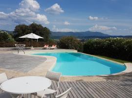 Residenza Degli Uffredi, Lorgnano