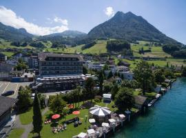 泽拉什瑞士优质酒店