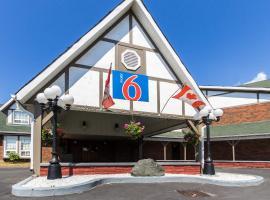 Motel 6 Trenton ON, טרנטון
