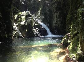 Ebano Verde Waterfall and Ecolodge, Jarabacoa