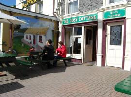 The Cosy Cottage, Moville
