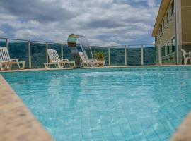 塞拉皇宫酒店 , Ouro Branco