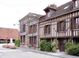 Logis Le Tadorne, Piney