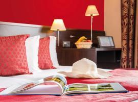 فندق ريزيدنس وسبا فاكانس بلوز لا فيلا دو لاك, ديفون ليه با