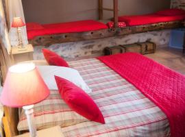 Chambres d'hôtes La Combe de Redoles, تورْ دو فورْ