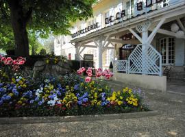 Hostellerie de la Bouriane, Gourdon-en-quercy