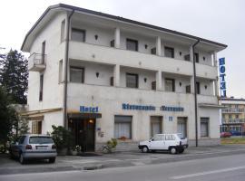 Hotel Ristorante Alla Terrazza, مونفالكوني