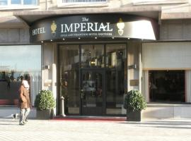 Hotel Imperial, Ostend