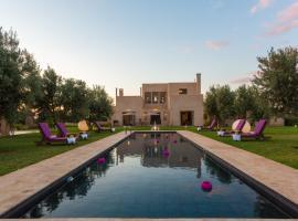 Villa Querido, Oulad Sidi Addi