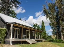 The Potter's cottage, Kahuranaki