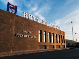 鲁塔欧罗巴酒店, 维多利亚-加斯特伊兹
