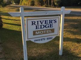 The Rivers Edge Motel, La Belle