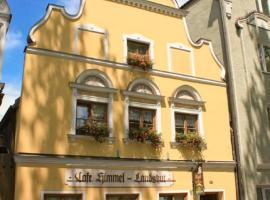 Restaurant-Café-Pension Himmel, Landshut