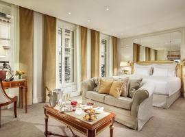 辉煌巴黎皇家酒店