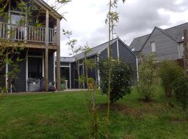Maison Bambou, Saint-Lunaire