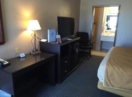 帕尔默美洲最佳价值旅馆, 约克