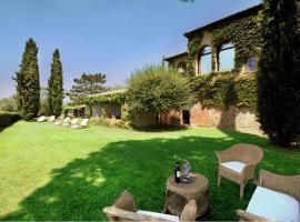 Villa Montelisi, San Giovanni
