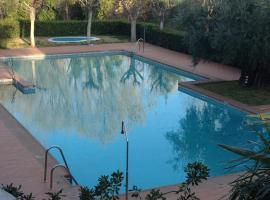 Hotel Villa de Laujar de Andarax, Laujar de Andarax