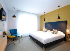 Best Western Plus Hotel Plaisance, Villefranche-sur-Saône