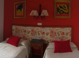 马斯特旅馆, 科尔多瓦