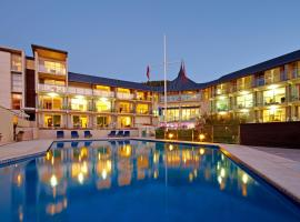 Picton Yacht Club Hotel, Picton