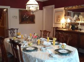 Historic Wilson-Guy House, ניאגרה-און-דה-לייק