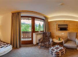 Hotel Klockerhof, Lermoos