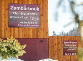 Le Zambarbouk