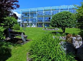 施卢赫海弗洛拉公园酒店, 施卢赫湖
