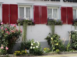 Restaurant Blume, St. Gallen
