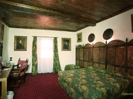 帕沃内城堡酒店, 帕沃卡纳韦塞