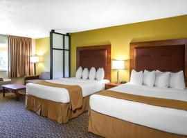 Quality Inn & Suites at Coos Bay, North Bend