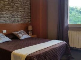 彼得 - 翁多旅馆, 阿莫利比亚特-意特克萨诺