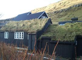 Old Cottage Home, Kollafjørður