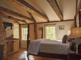 Three Chimneys Inn, Durham