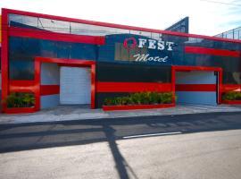 Motel Fest (Adults Only), 圣安德雷