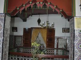 La Colombe Blanche, Moulay Idriss
