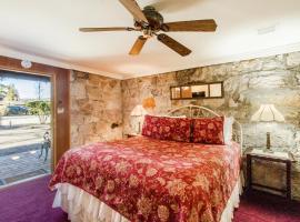 Shady Oaks Country Inn, سانت هيلانة