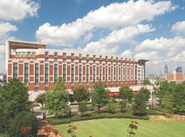 亚特兰大百年奥林匹克公园合博套房酒店